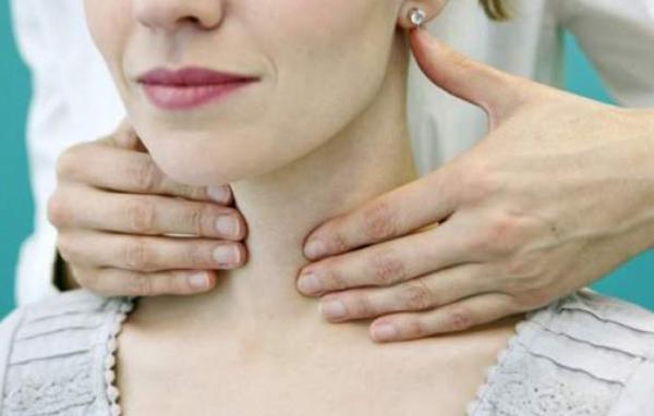 проблем с щитовидната жлеза