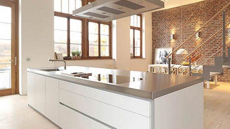 17 Бели минималистични кухни: Магията на минимализма