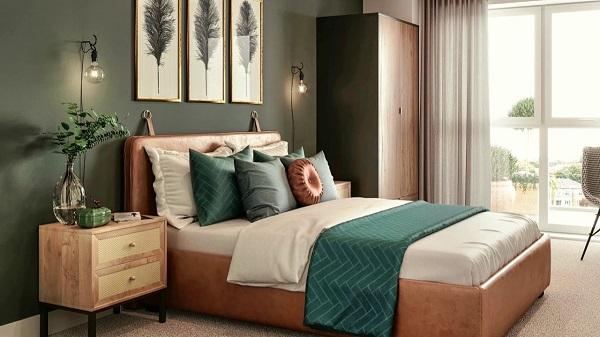 Как да направим спалнята по-уютна