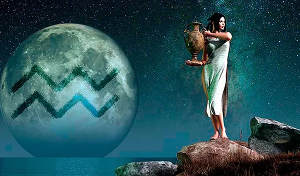 Как да спечелите сърцето на жена Водолей: Как да ухажвате тази очарователна и независима дама