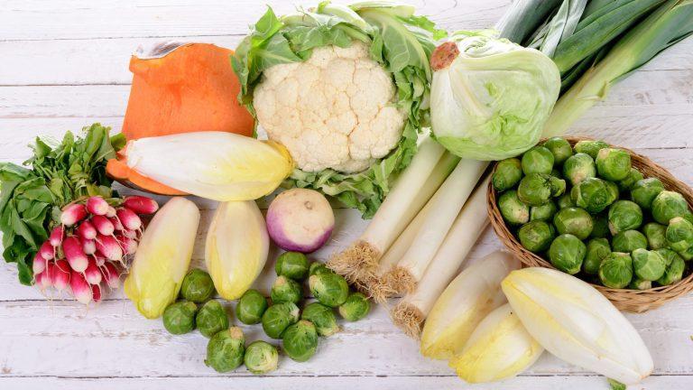 Лечебните свойства на зеленчуците