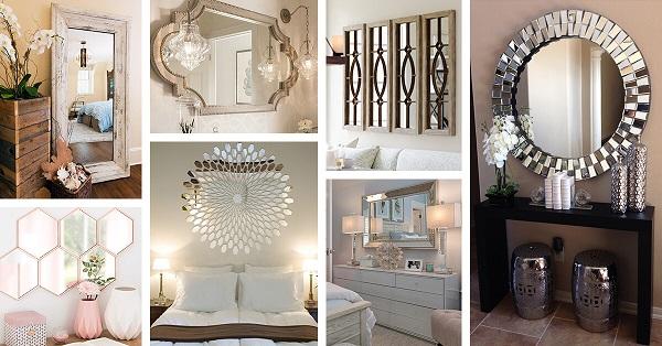 Огледалата – отлична декорация за дома