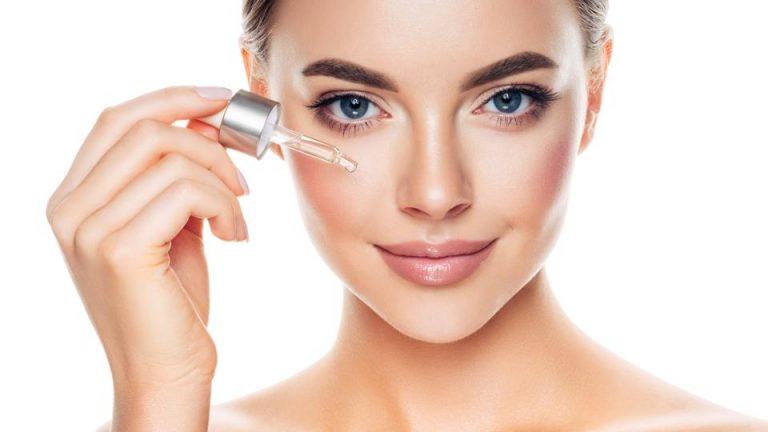 Полезните свойства на серумите върху кожата на лицето