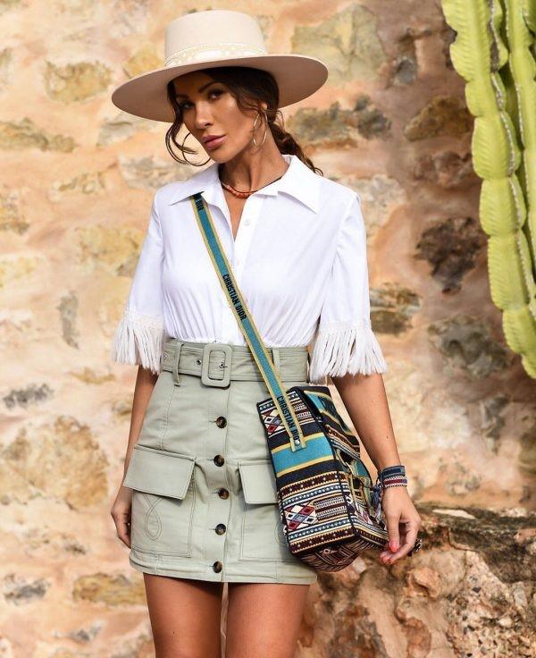 Дамско облекло за летните ваканции