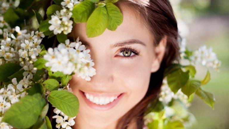Как правилно да се грижим за кожата си през пролетта