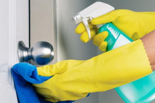 Местата в дома ви, които пропускате да почистите