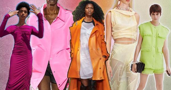Топ актуалните модни цветове за пролет 2021