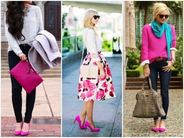Подходяща цветова комбинация за нашите дрехи и обувки