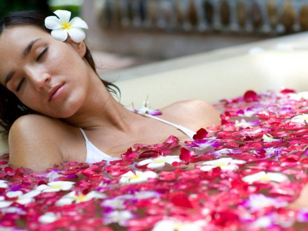 Ароматни вани за сетивата и здравето