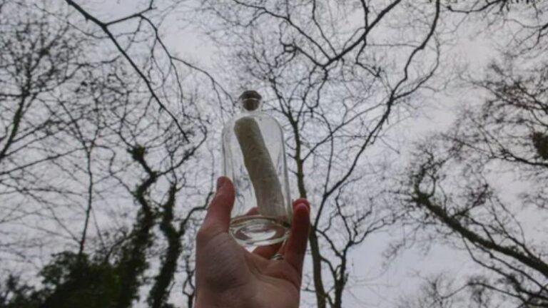 Без граници: Писмо в бутилка прекоси хиляди километри