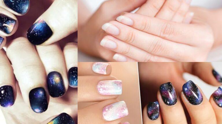 Здрави и красиви нокти: Ето как да ги поддържате в домашни условия плюс идеи за космически маникюр (снимки)