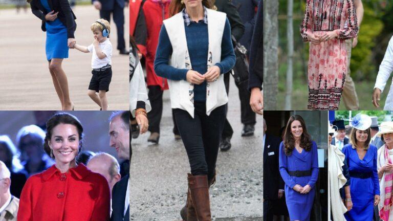 Стил и красота от Кейт Мидълтън – визия за милиони без пари