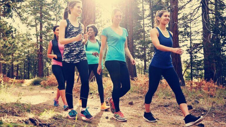 Колко калории се изгарят по време на ходене