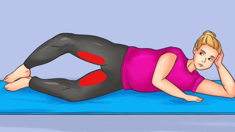 """Упражнение """"мида"""": Правя го, когато няма време за пълни тренировки (мазнините по краката ми казаха """"чао"""")"""