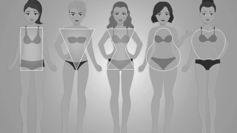 Учените казаха жените с какъв тип фигура имат най -добро здраве