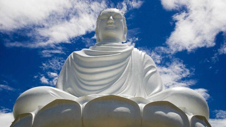 Окото на Буда е знак на ръката ви