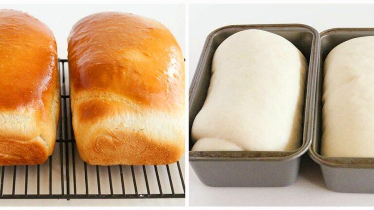 Много лесен и вкусен домашен хляб